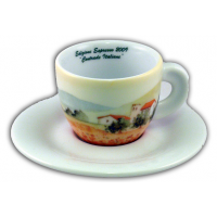 ANCAP Epressokopjes Contrade italiane set van 6