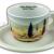 Cappuccinokopje met schotel - Ancap - Serie Contrade Italiane - 2