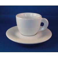 ANCAP Espresso kopjes Edex wit set van 6