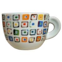 ANCAP Espressokopjes Riccioli & Co. set van 6