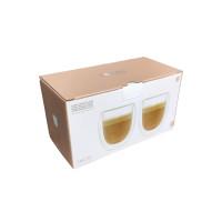 Dubbelwandige koffieglazen - Isolate - 0,22 - set van 2