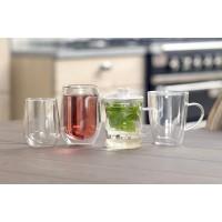 Dubbelwandige koffieglazen - Cosy&Trendy - 0,2 - set van 2