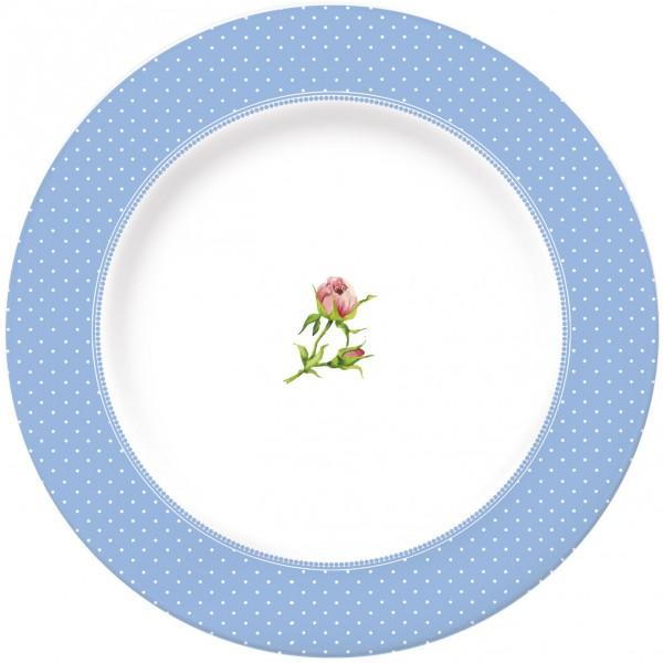 Dinerbord - Katie Alice - English garden