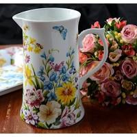 Waterkan - 1 liter - Katie Alice - English garden