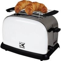 Broodrooster wit - 950W -Kalorik