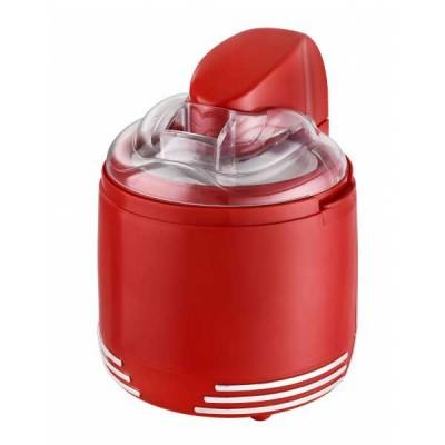 Ijsmachine - Yoghurtmachine in 1 - Rood