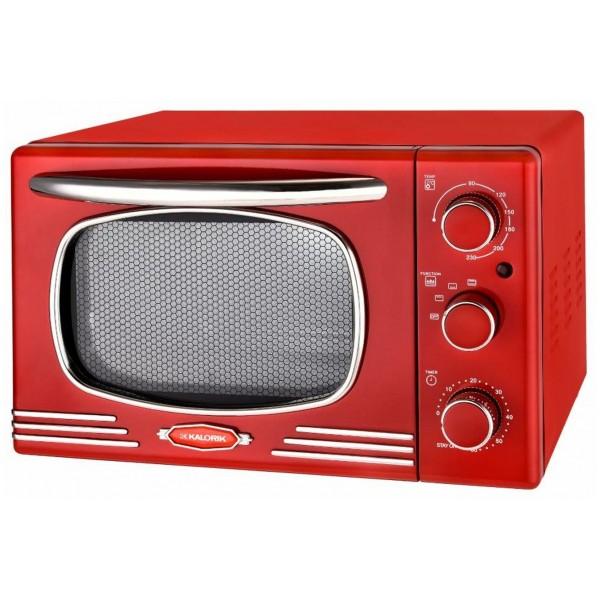 Retro oven Kalorik - Rood - TKG OT 2500 R