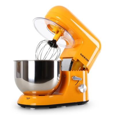 Keukenmachine - Mixer - Bella Orangina - 1200W - 5 liter - Oranje