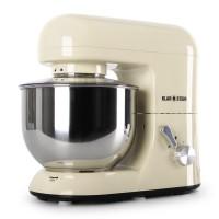 Keukenmachine - Mixer - Bella Morena - 1200W - 5 liter - Creme