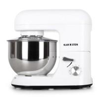 Keukenmachine - Mixer - Bella Bianca - 1200W - 5 liter - Wit