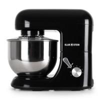 Keukenmachine - Mixer - Bella Nera- 1200W - 5 liter - zwart