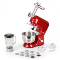 Keukenmachine - Mixer - Gehaktmolen - Blender - 1200W - Klarstein