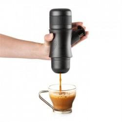 Koffiezetapparaat op de camping en onderweg