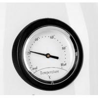 Waterkoker Klarstein Aquavita - 1,5l - Thermometer - Wit