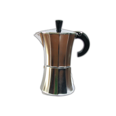 Espresso maker gnali & zani Chroom