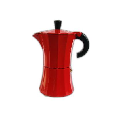 Espresso maker gnali & zani Rood