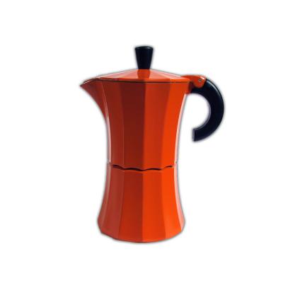 Espresso maker gnali & zani Oranje