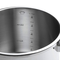 Snelkookpan - Lacor - 4 liter