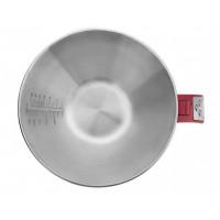 Keukenweegschaal - 1g tot 5kg - RVS