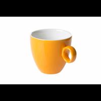 Koffiekopje - Maastricht porselein - Bart Colour - Oranje