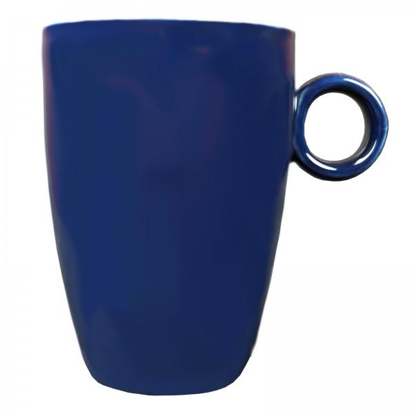 Mok - Maastricht porselein - Bart Colour - Blauw