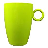 Mok - Maastricht porselein - Bart Colour - Groen