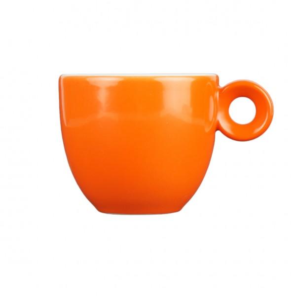 Espressokopje oranje - 80ml - Mosterdman