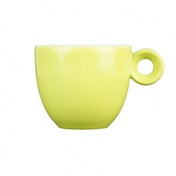 Espressokopje groen - 80ml - Mosterdman