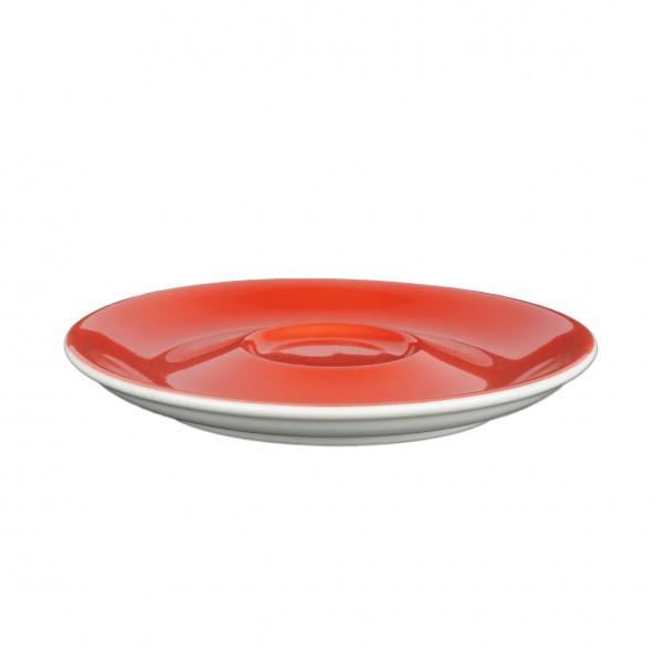 Espressoschotel rood - 12cm - Mosterdman