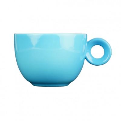 Blauw koffiekopje - 150ml - Mosterdman