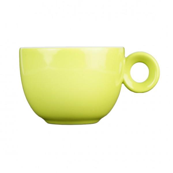 Groen koffiekopje - 150ml - Mosterdman