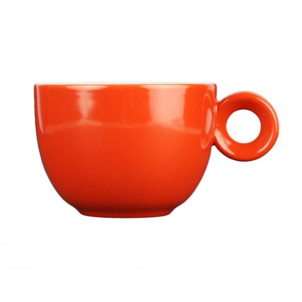 Rood koffiekopje - 150ml - Mosterdman