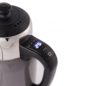 De voordelen van waterkokers met temperatuurregeling