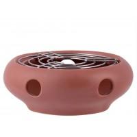 Theelicht - Terracotta Roze - keramiek - Voor alle theepotten