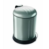 Prullenbak - pedaalemmer - Rixx - 5 liter -RVS