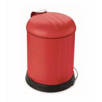 Prullenbak - pedaalemmer - Rixx - 5 liter -Rood