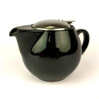 Theepot 0,5 liter Saara - Zwart