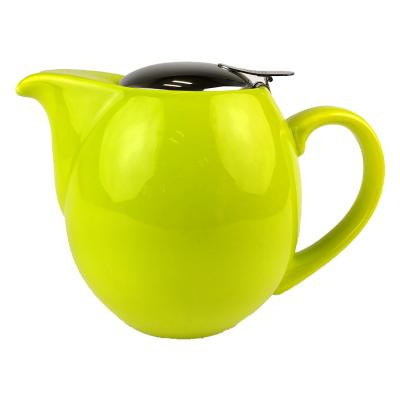 Theepot 0,9 liter Saara - Groen