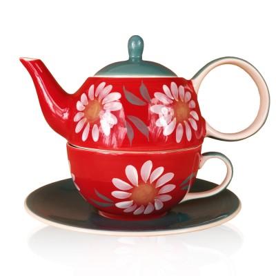Tea for one set Piada - keramiek