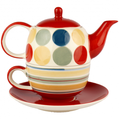 Tea for one set - ChaCult - Miranda