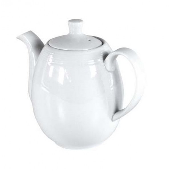 Theepot Linea - Wit - 1 liter