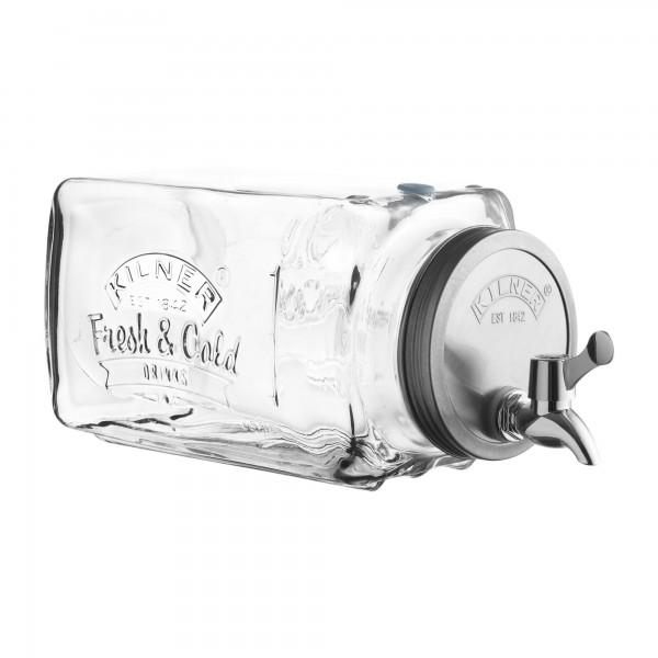 Koelkast drankdispenser - Kilner - 3 liter