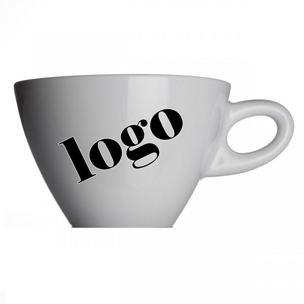 Walkure Alta - Caffe Latte met logo