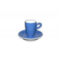 Walkure alta espressokopjes met schotel regenboog