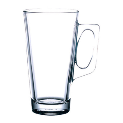 Caffe late macchiatoglas Vela - 0,38 liter - Pasabahce