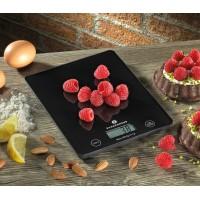 Keukenweegschaal Zassenhaus - Digitaal max. 5KG - Zwart