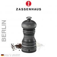 Pepermolen Zassenhaus Berlin - 12cm - Vintage grey