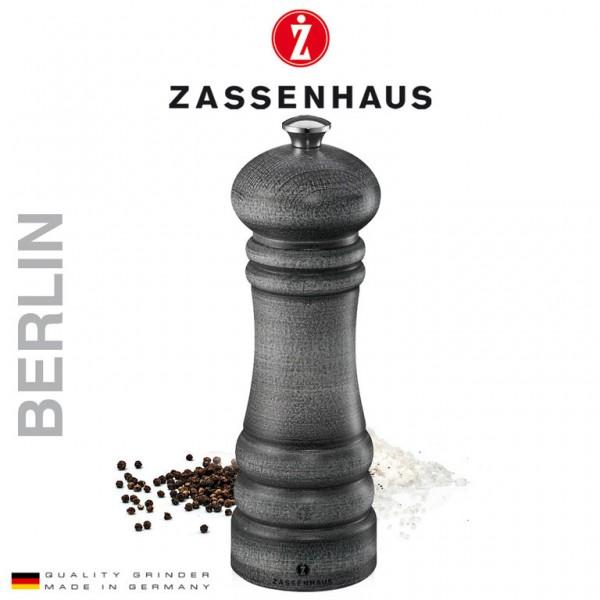 Pepermolen Zassenhaus Berlin - 18cm - Vintage grey