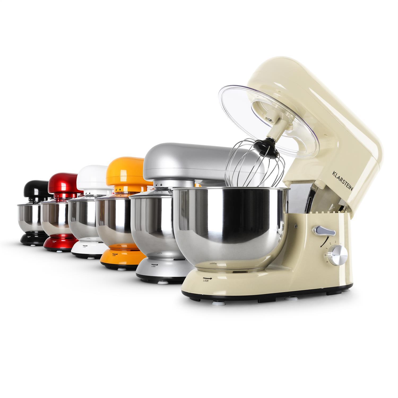 Klarstein keukenmachine kleuren