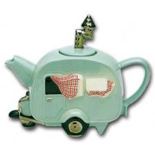 teapottery theepot caravan in de vtwonen